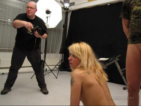 deutsche porno drau die dreharbeiten zu einem video porno